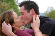 intymne pocałunki